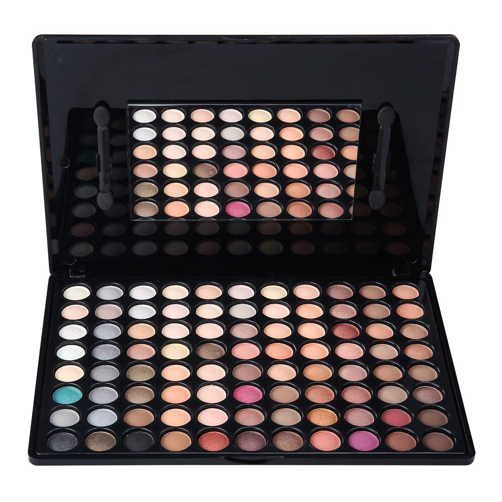 Colore Parete Glitter : Professional eyeshadow matte shimmer glitter palette with